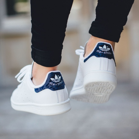 ufficiale super popolare super speciali RARE! Adidas Stan Smith Indigo Navy Shoes 7.5